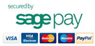 George Quinn Payment Options PayPal Sage Page Visa Mastercard