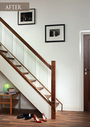 George Quinn Stair Refurbishment Brochure