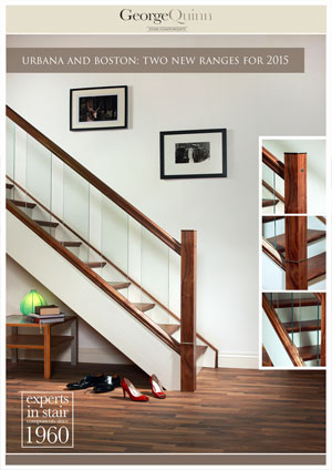 The Urbana Glass collections and the Boston stair parts collection