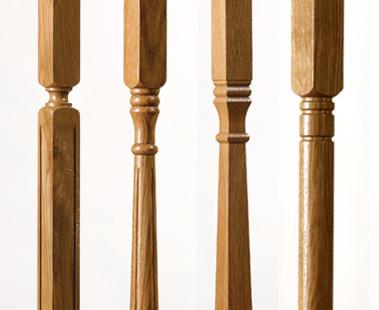 Image of Stair spindles | George Quinn Stair Parts Plus
