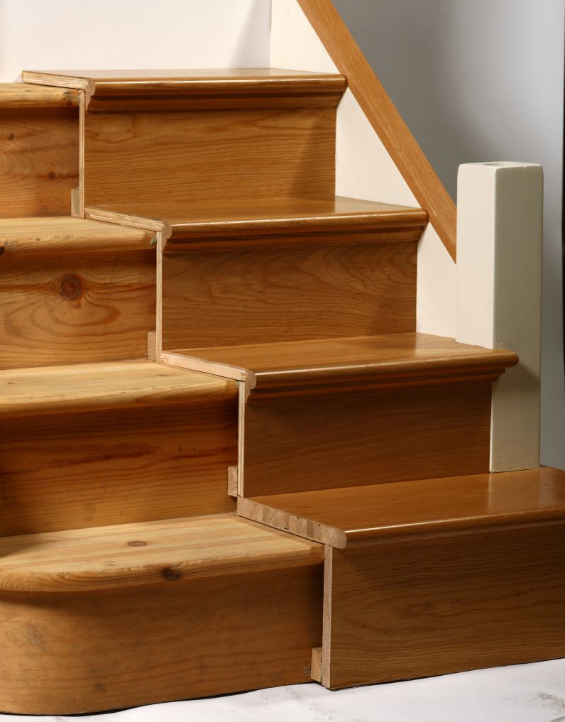 Cladding Steps Staircase Renovation Gq Stair Parts