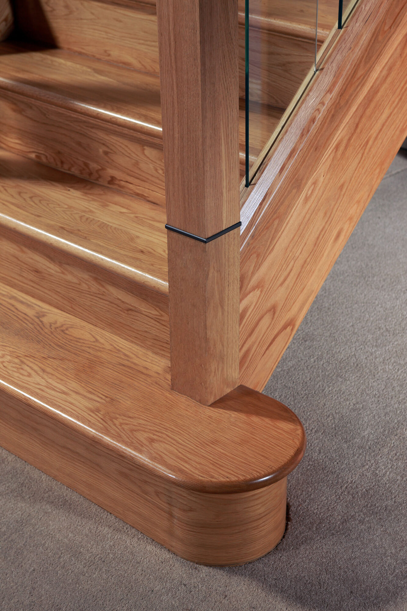 Cladding Bullnose Steps Top Only Stair Cladding Gq