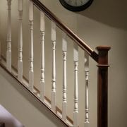 Traditional staircase design, Achill collection | George Quinn Stair Parts Plus