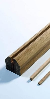 Image of Base Rail for glass staircase | George Quinn Stair Parts Plus