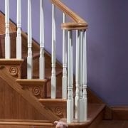 Traditional Staircase Design, Boston Collection – George Quinn Stair Parts Plus