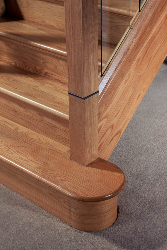 Newel Base Connector George Quinn Stair Parts Plus