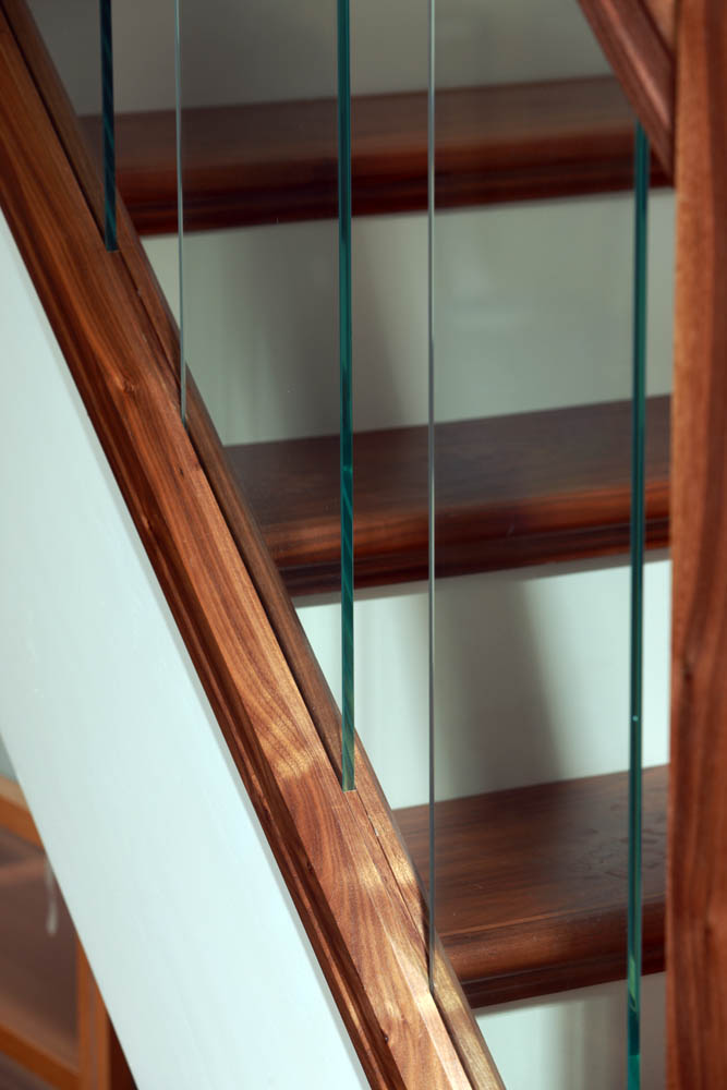 ... Glass Staircase Design | George Quinn Stair Parts Plus