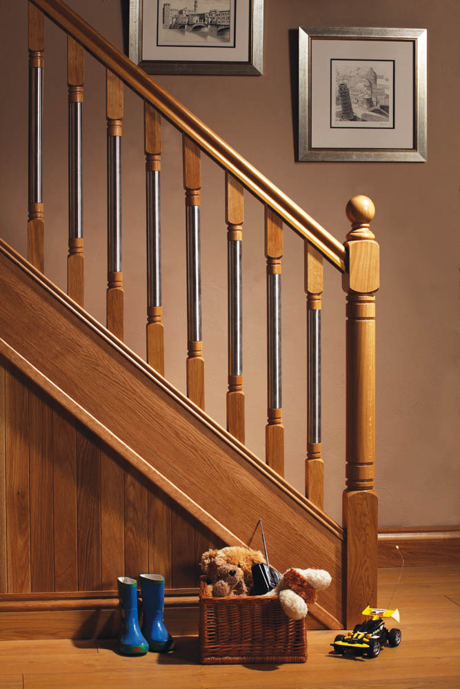 Base Rail 2400mm George Quinn Stair Parts Plus