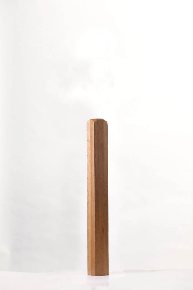 Newel Base 900 mm x 91 mm x 91 mm – George Quinn Stair Parts Plus
