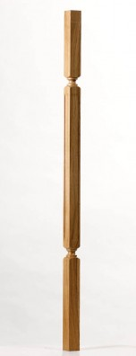 Image of Oriel spindles | 1100mm x 41mm x 41mm | George Quinn Stair Parts Plus