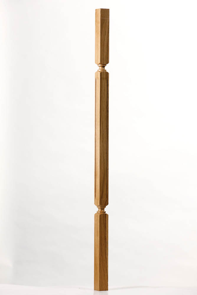 Oriel spindles | 1100mm x 41mm x 41mm | George Quinn Stair Parts Plus
