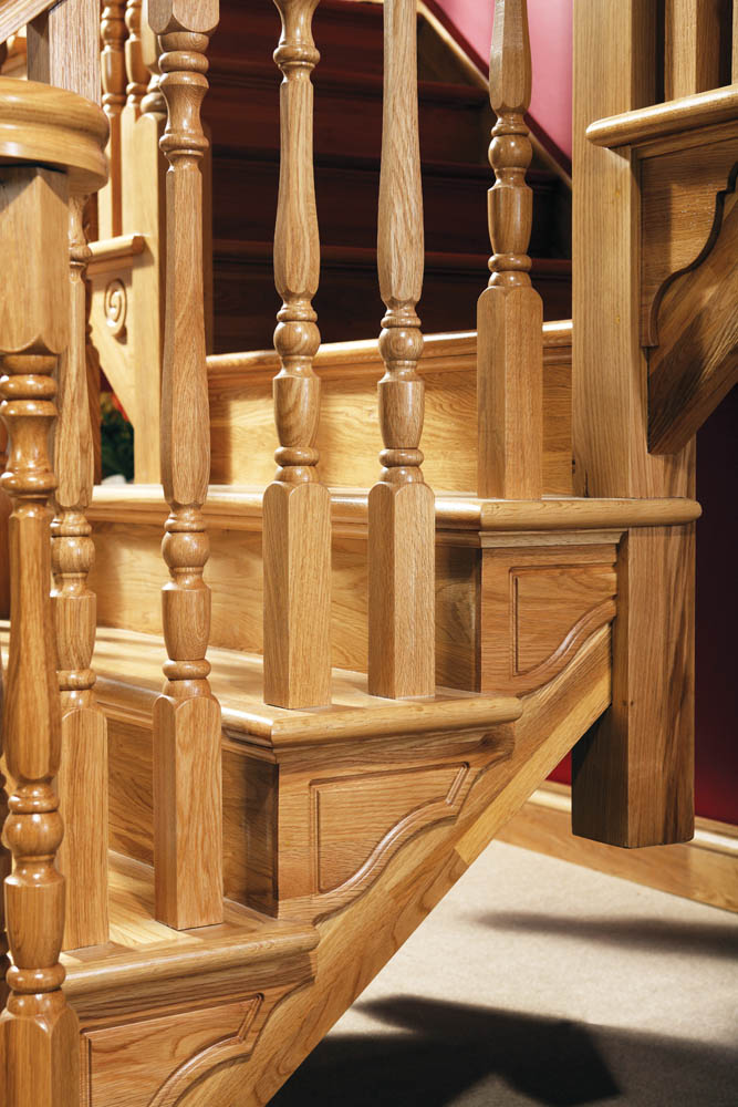 Stair Brackets Used In Corby Staircase Design U2013 George Quinn Stair Parts  Plus