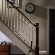 Handrail used in a Traditional staircase design – George Quinn Stair Parts Plus