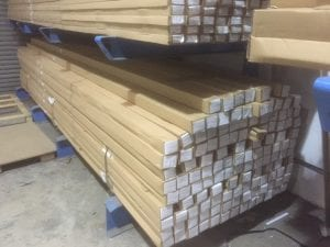 Engineered Handrail Packaging