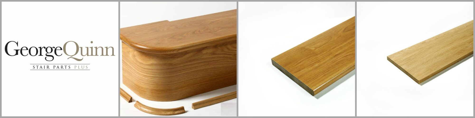 George Quinn Stair Parts Plus - Engineered Stair Parts