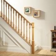 George Quinn Stair Parts Plus – Contemporary Range – Dublin