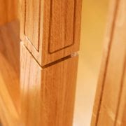 George Quinn Stair Parts Plus – Paris – White Oak Spindles
