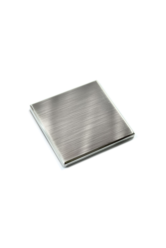 Newel Cap - Brushed Nickel Material - George Quinn Stair Parts - Urbana