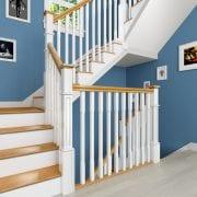 Painted-Staircase-Oak-Pyramid-Newel-Cap