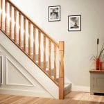 Spindles for Stairs - Newels Twist - George Quinn Stair Parts Plus