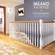 Spindles-Staircase-Painted-Twist-Milano-George-Quinn-Stair-Parts-Plus