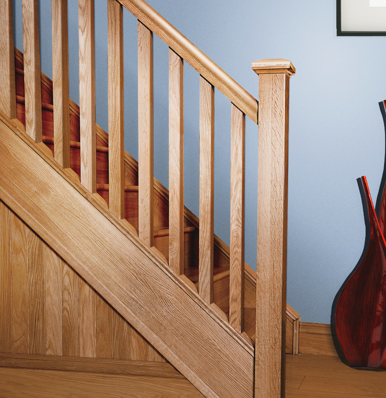 George Quinn Stair Parts Plus