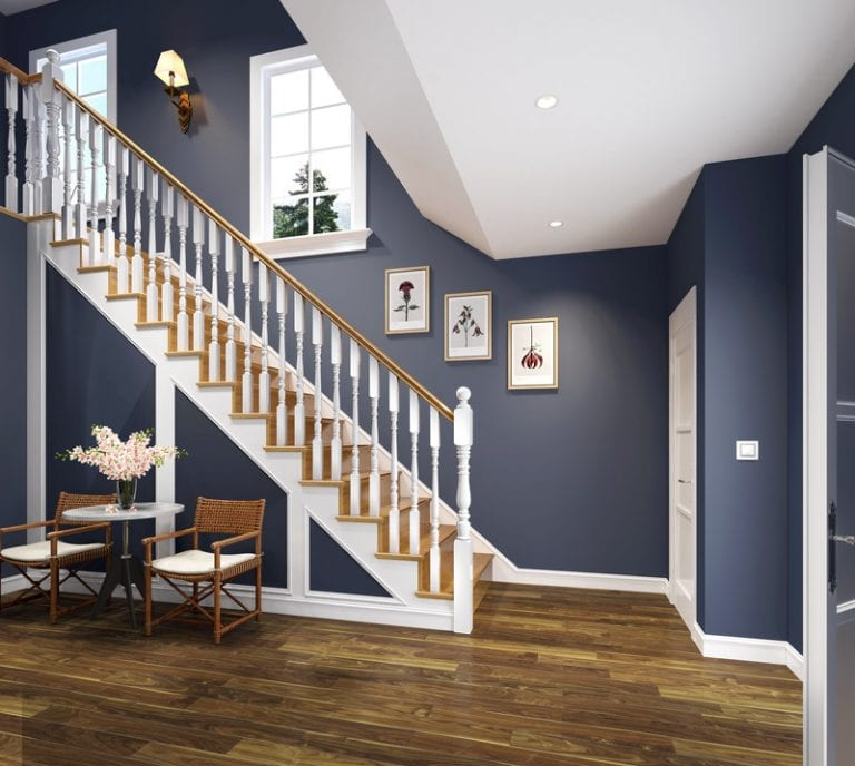 Staircase Parts - Exclusive Corby - George Quinn Stair Parts