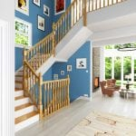 traditional Stairs - Achill Room Scene 1 - George Quinn Stair Parts Plus
