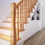 Curved Stair Parts - Vienna - George Quinn Stair Parts Plus