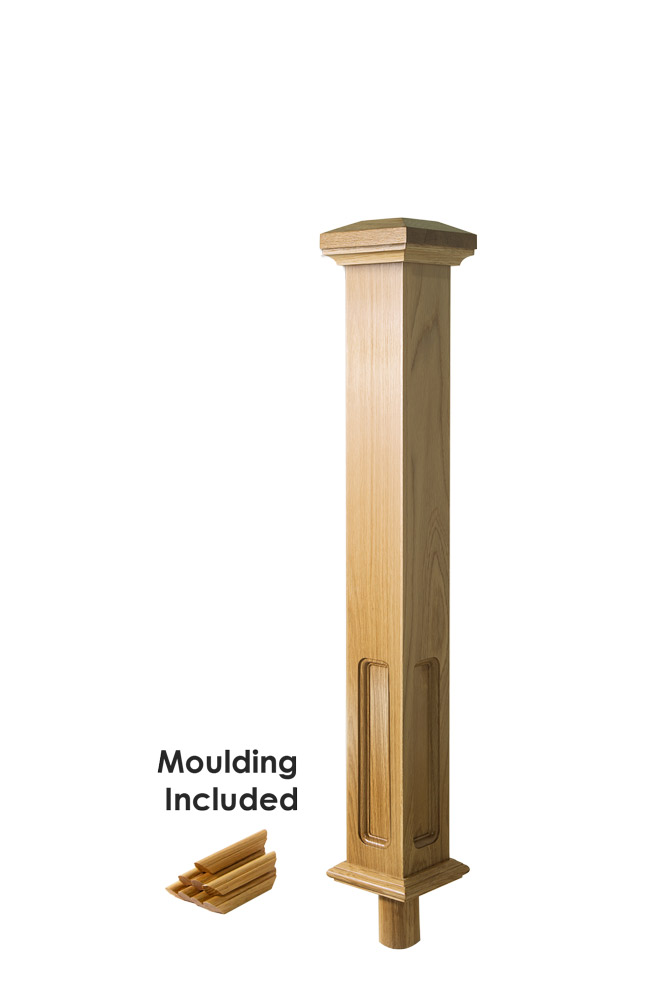 Double-Square-Box-Newel-Post-George-Quinn-Stair-Parts-Plus-2