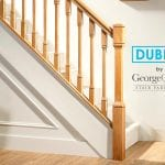 Minimal Stair Parts - Dublin Close - George Quinn Stair Parts Plus