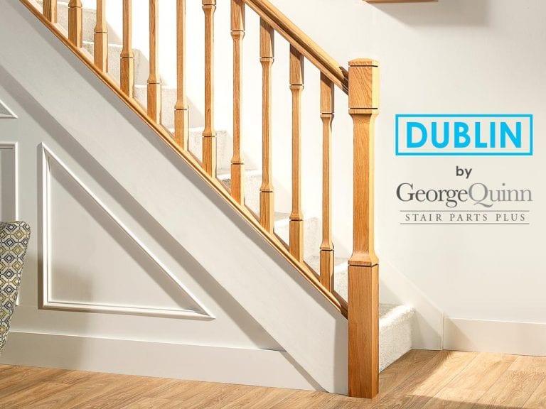 Minimal Stair Parts - Dublin Close - George Quinn Stair Parts Plus