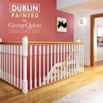 Minimal Painted Stair Parts - Dublin -