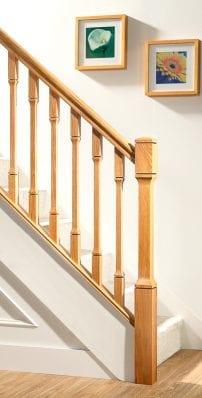 Modern Stair Parts -Dublin- George Quinn Stair Parts Plus