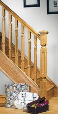 Modern Stair Part Collection - Oriel- George Quinn Stair Parts