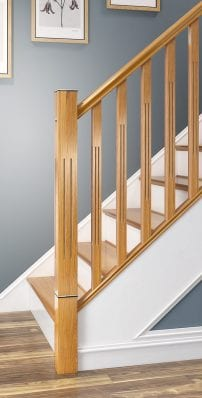 Modern Stair Part Collection - Tuscan - George Quinn Stair Parts