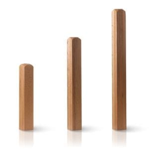 Newel post bases