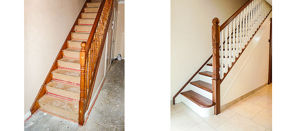 Stair Cladding