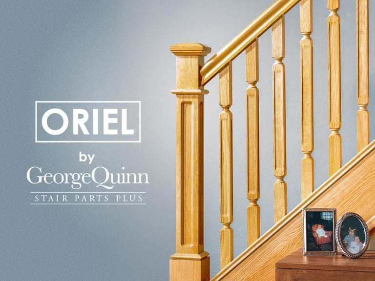 Box Newel and Oriel Spindles - George Quinn Stair Parts Plus