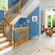 Achill-Newel-Cap-2—Acorn—George-Quinn-Stair-Parts-Plus