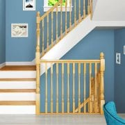 Achill-Newel-Cap-2—Acorn—George-Quinn-Stair-Parts-Plus-front