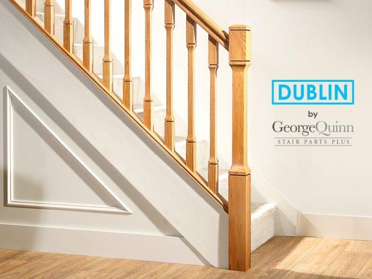 Minimal Stair Parts Dublin Staircase George Quinn Stair Parts Plus