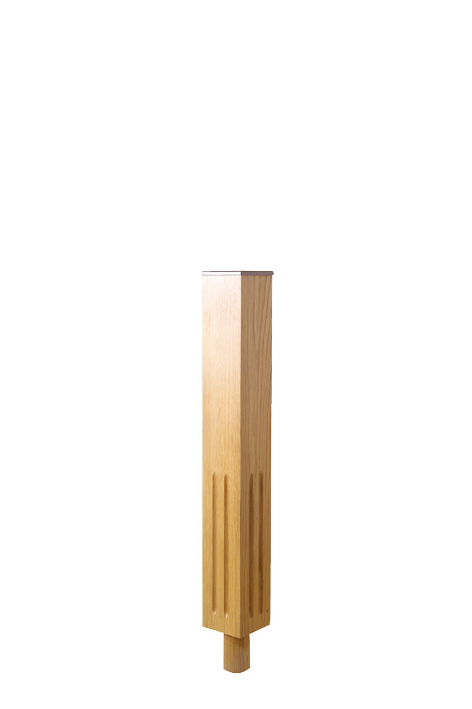 Modern-Stair-Parts-UK-Long-Square-Newel-Post-Tuscan-George-Quinn-Stair-Parts-Plus