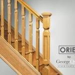 Oriel Modern Stair Parts