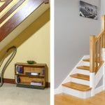 Stair Cladding and Staircase Cladding Before After