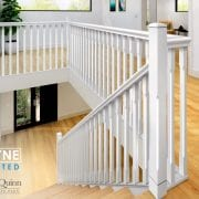 Stair-Parts-Stop-Chamfered-Spindles-Boyne-2A-Painted-Stairs-George-Quinn-Stair-Parts-Plus
