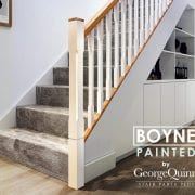 Stair-Parts-Stop-Chamfered-Spindles-Boyne-Painted-Oak-2a-Stairs-George-Quinn-Stair-Parts-Plus