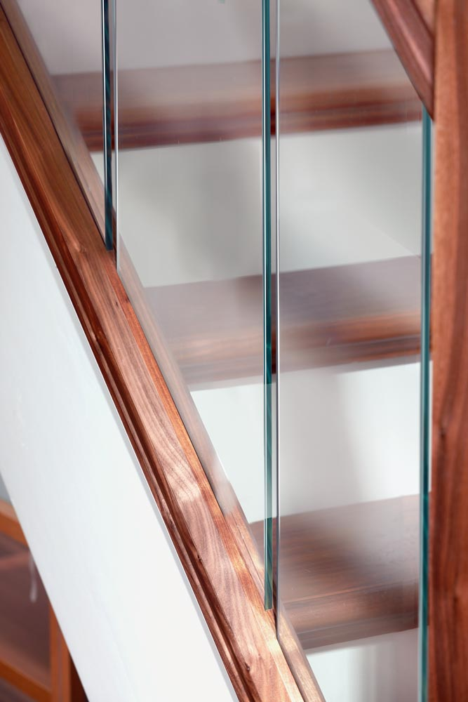 Glass Balustrades Rake Glass Panels George Quinn Stair