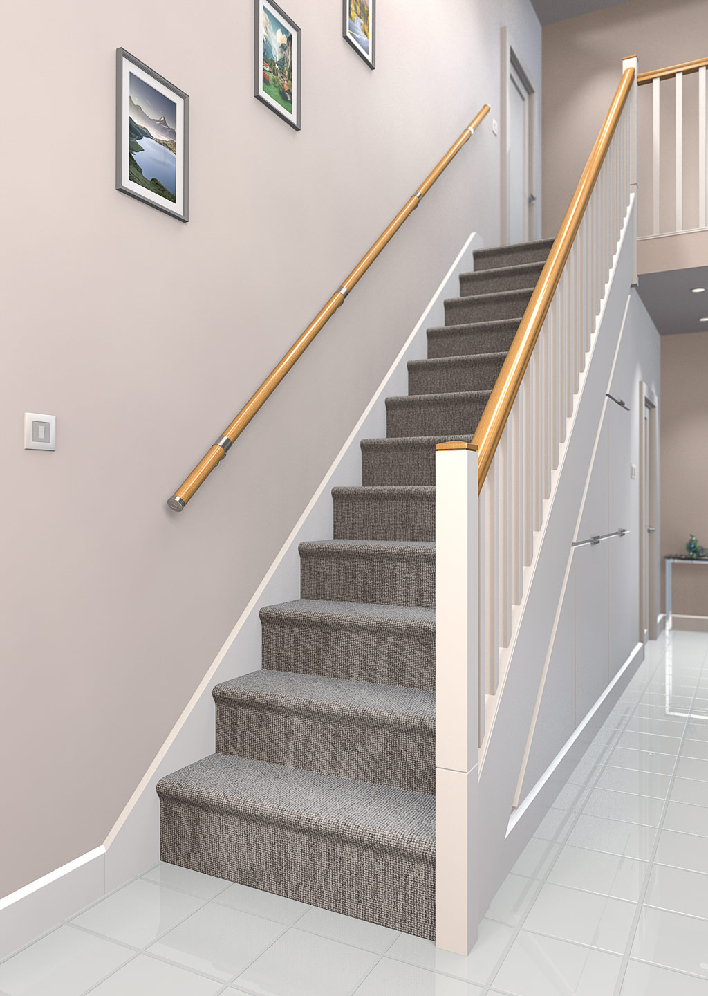 Handrail-Wall-Mounted-Stair-Kit