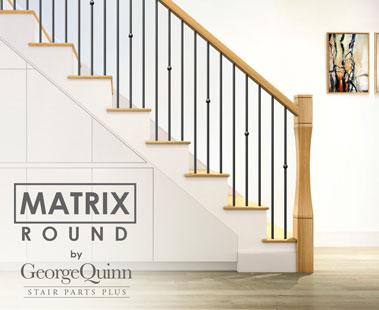 Matrix Round Spindles